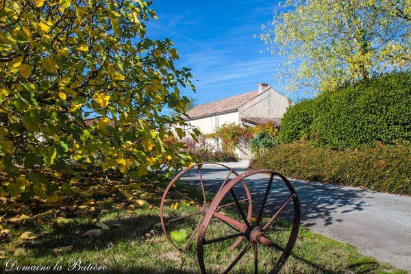 Des gites calmes pour les groupes en Vendée