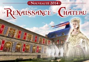 Nouveauté 2014 au Puy du Fou - la Renaissance du Château