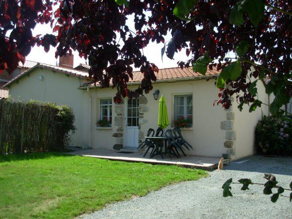 Chambres d'hotes en vendée pour le Puy du Fou
