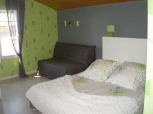 Location de chambres d'hotes la Libaudière
