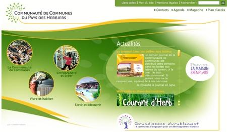 Communauté de Communes du Pays des Herbiers