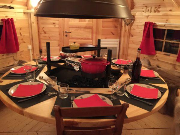 Kota grill pour prendre vos repas avant de partir pour le puy du fou