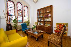 Petit salon Maison d'Olivier chambres d'hotes Puy du Fou