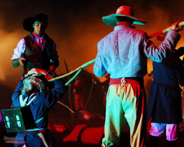 Trouver une location pas cher pour assister au spectacle de nuit la Cinescénie du Puy du Fou